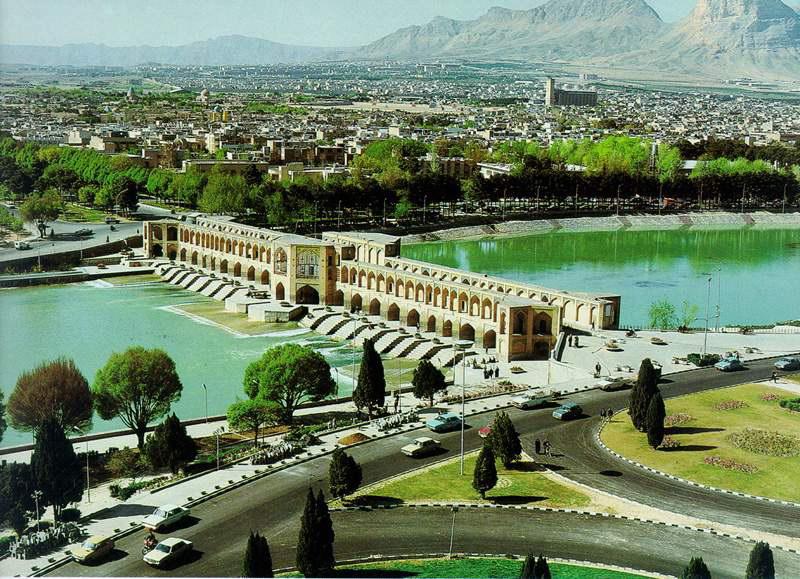 اثاث كشي به اصفهان از تهران
