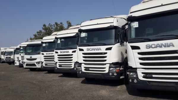 حمل بار به سمنان با کامیون 10 تن