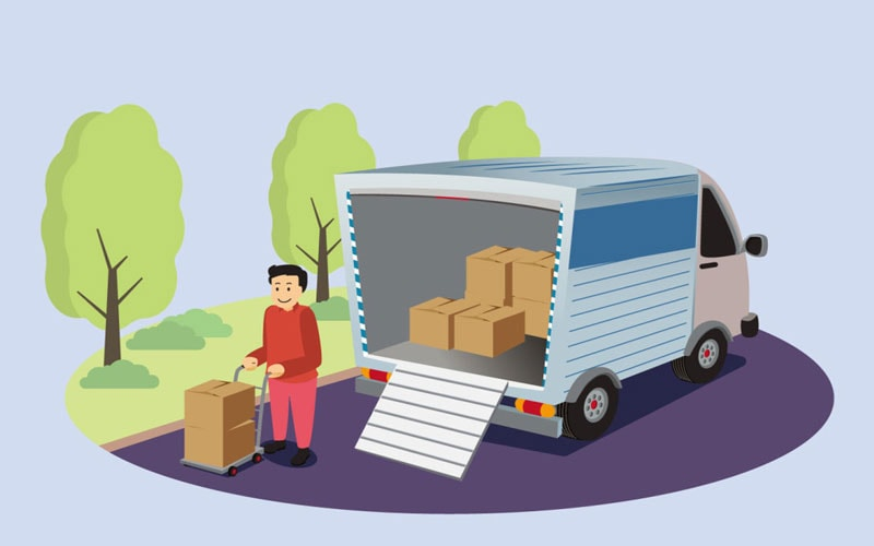 ارسال بار و اثاثیه منزل به خرمشهر