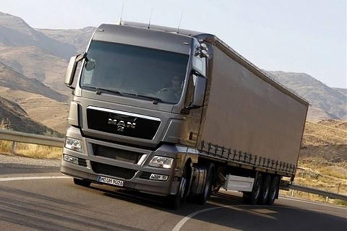 حمل بار به کاشان از تهران با کامیون
