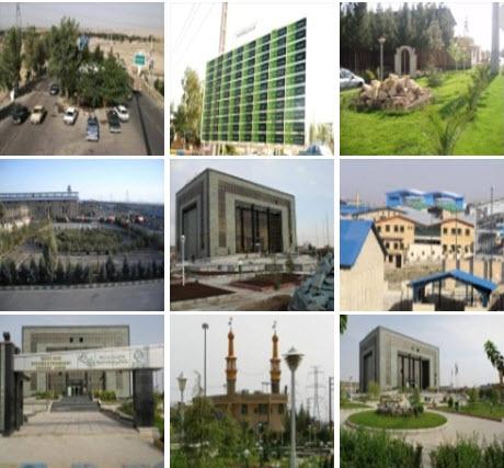 باربری شهرک صنعتی عباس آباد