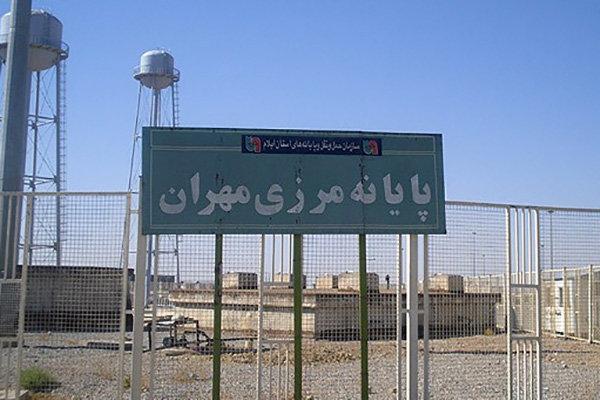 حمل بار از تهران به مرز مهران