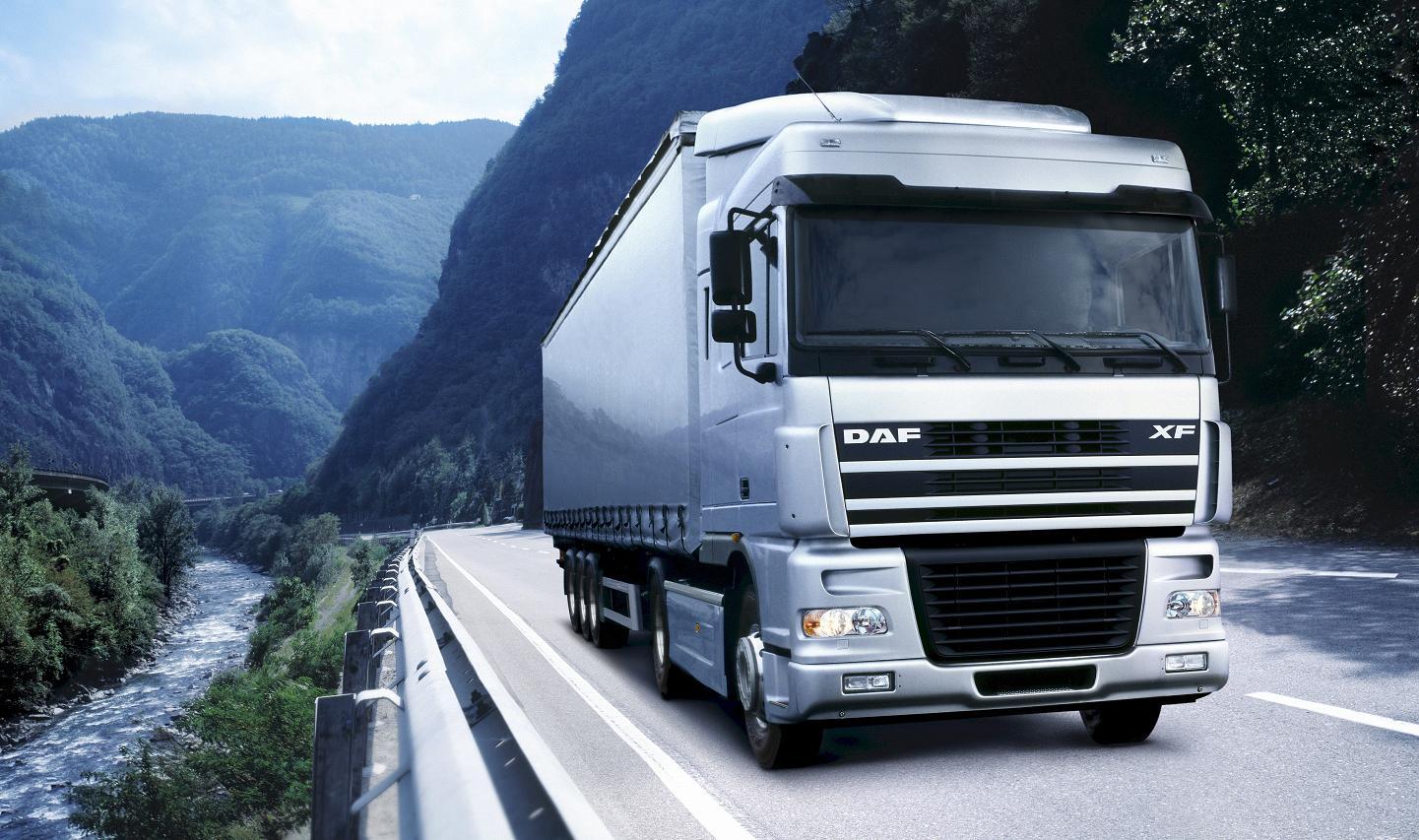 باربری ارزان به کیش با کامیون