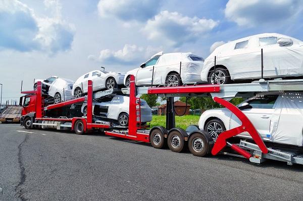 جابجایی خودرو از تهران به شهرستان