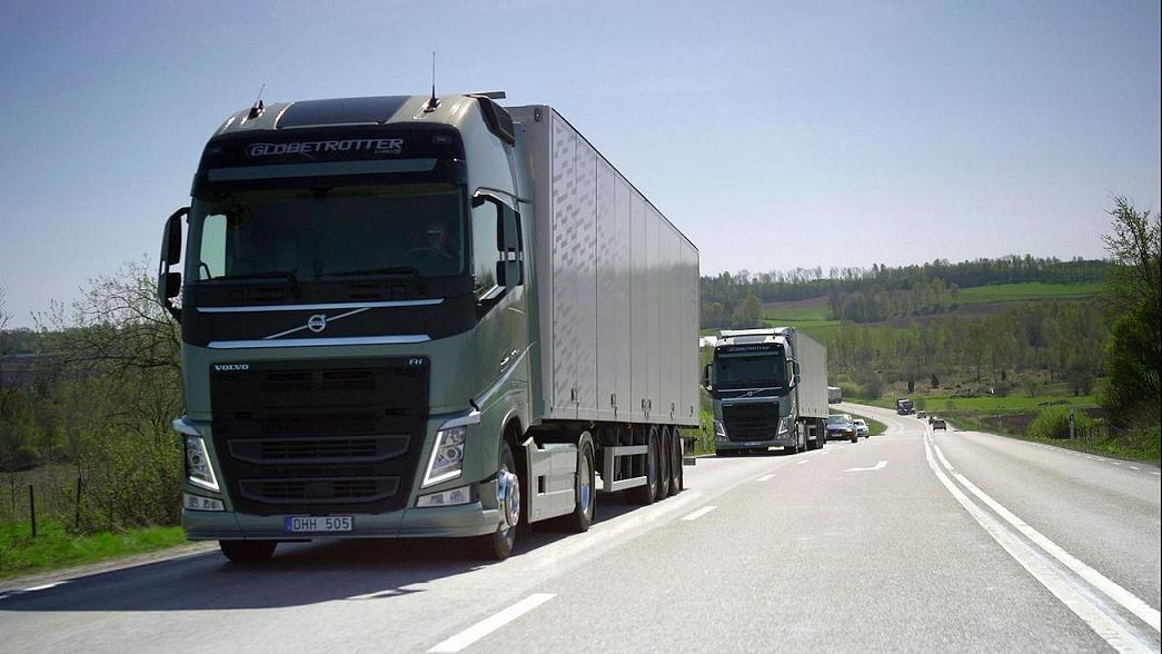 کامیون به تنکابن