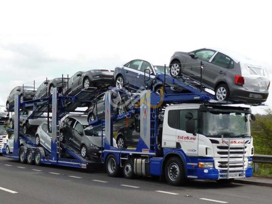 حمل خودرو به رودسر