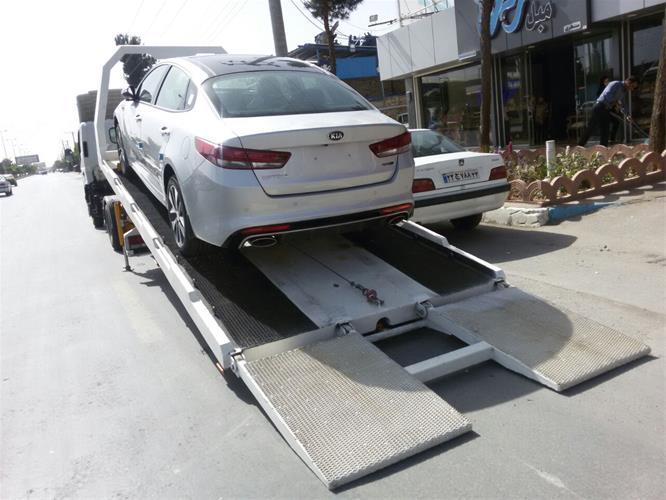 حمل خودرو به سواد کوه
