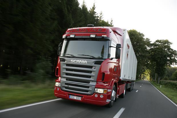 حمل بار به باشماق با کامیون