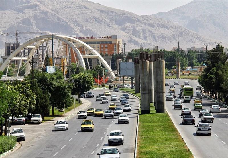 باربری به استان کرمانشاه با انواع خودرو