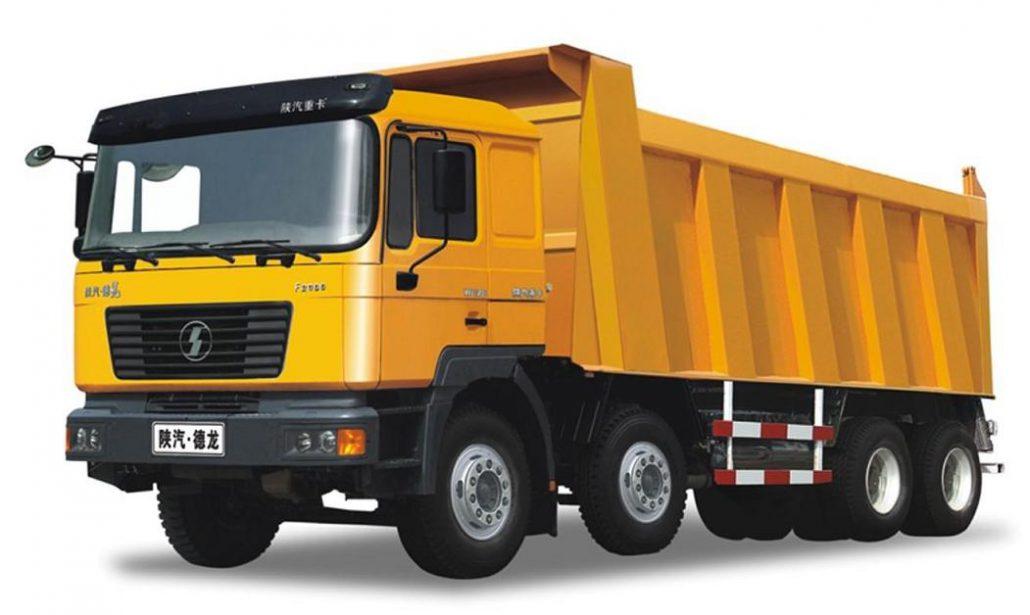 حمل بار با کامیون جفت (10چرخ )