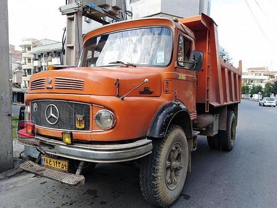 حمل بار درون شهری با انواع کامیون
