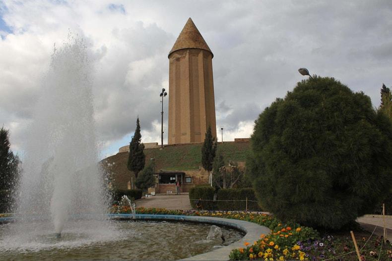 باربری تهران به گلستان