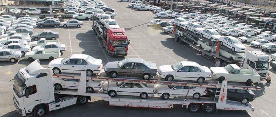 انواع خودروبرها برای حمل خودرو