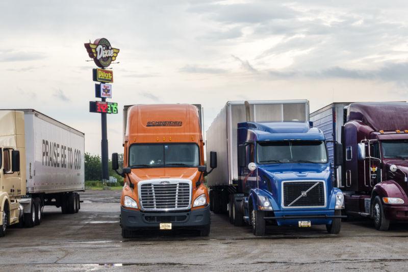 ارسال بار از شهرک صنعتی گلگون با کامیون
