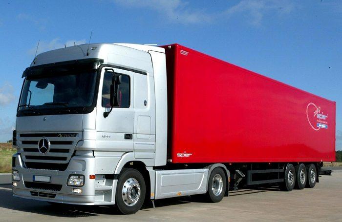 باربری ارزان با کامیون