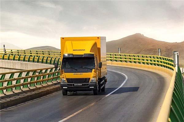 انواع مدل های مختلف کامیونت ایسوزو برای مشهد