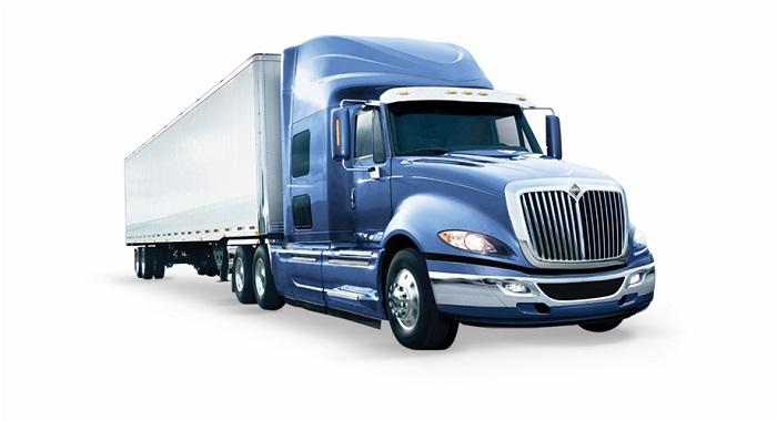 ارسال بار به پرویزخان با کامیون