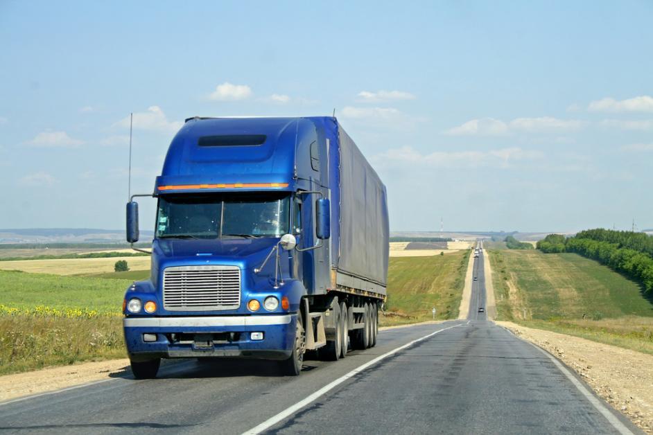 حمل بار با انواع کامیون به شهرستان