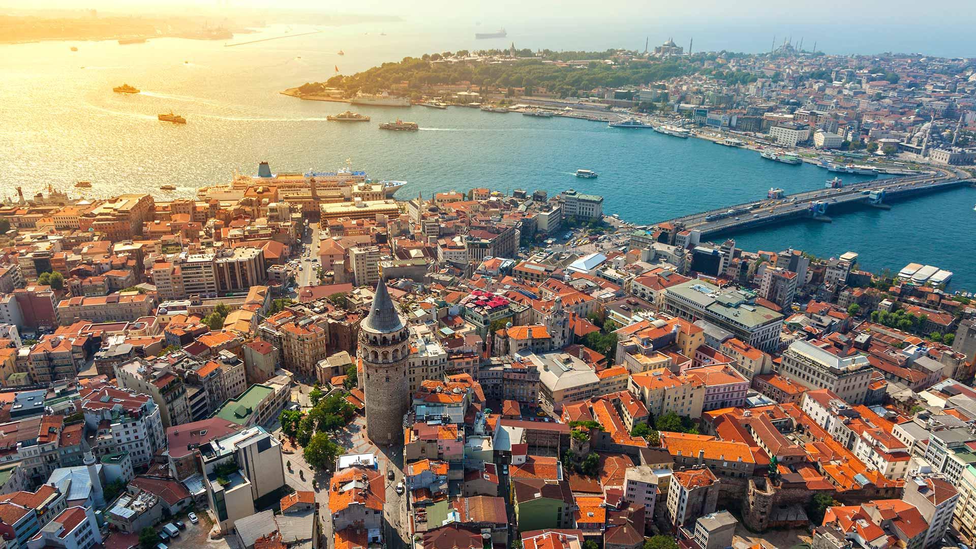 اثاث کشی به استانبول به صورت زمینی