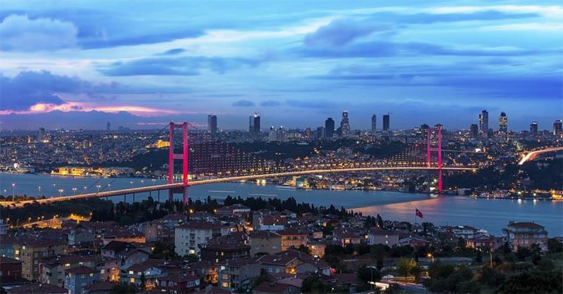 هزینه حمل اثاث به استانبول