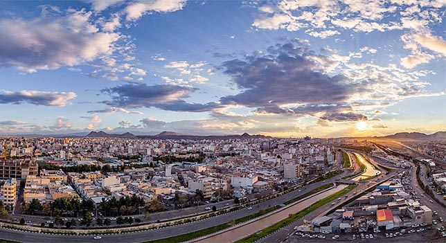 باربری تهران به قم