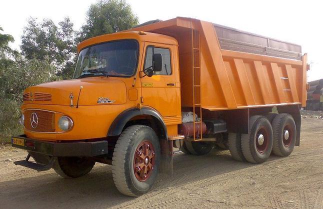 حمل بار با کامیون جفت 10چرخ از تهران