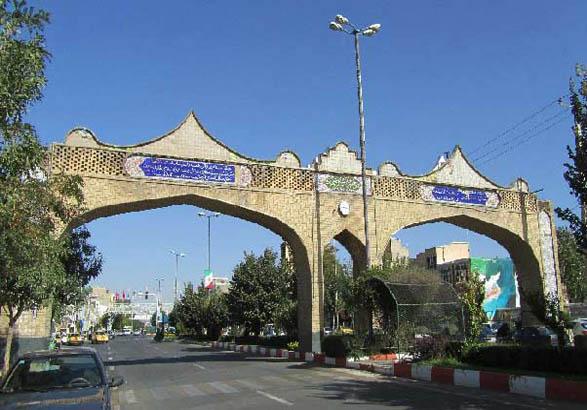 باربری تهران به ابهر