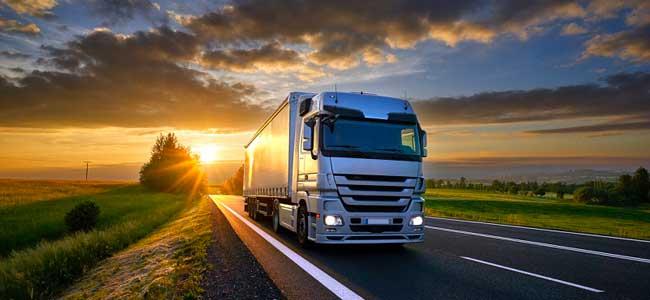 حمل بار از کرج به شهرستان با کامیون