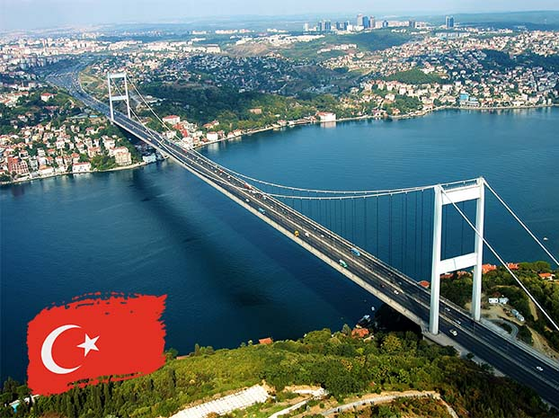 هزینه حمل اثاث به ترکیه