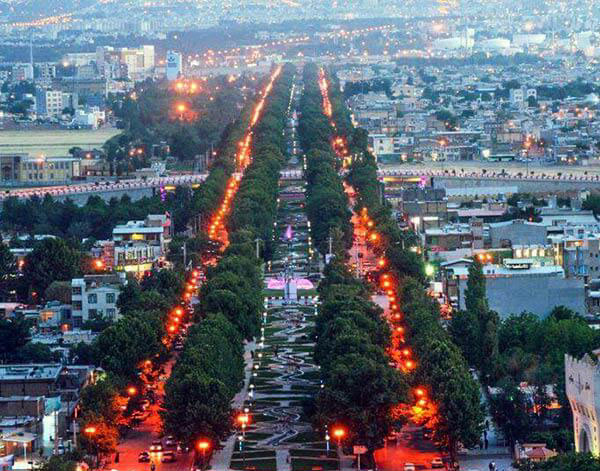 حمل بار به کرمانشاه