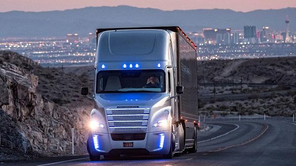 پایانه بار نسیم شهر با کامیون