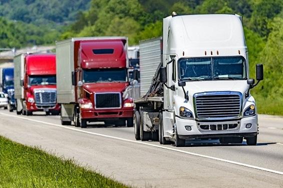 حمل بار به گلپایگان با کامیون