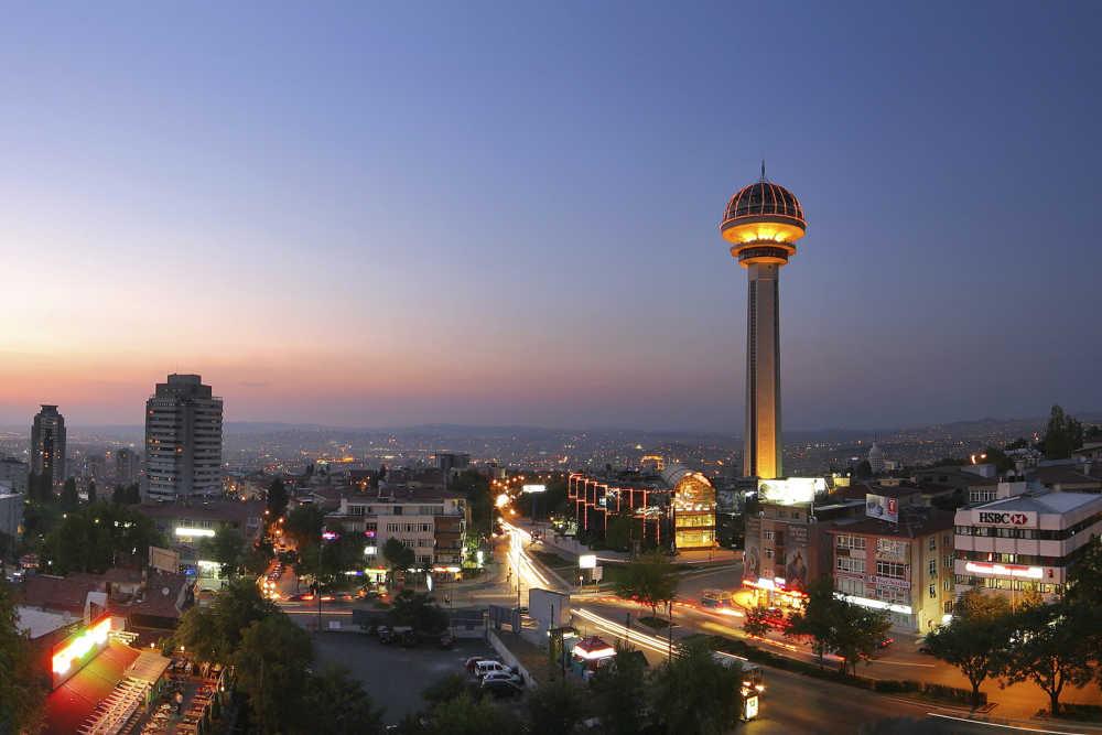 باربری تهران به آنکارا به صورت دربستی