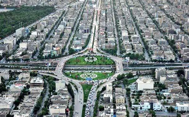 تعرفه کرایه باربری تهران به اراک