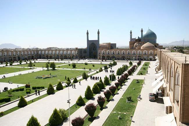 حمل بار به اصفهان