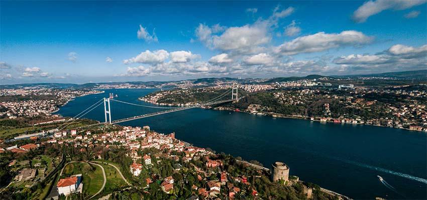ارسال بار به استانبول