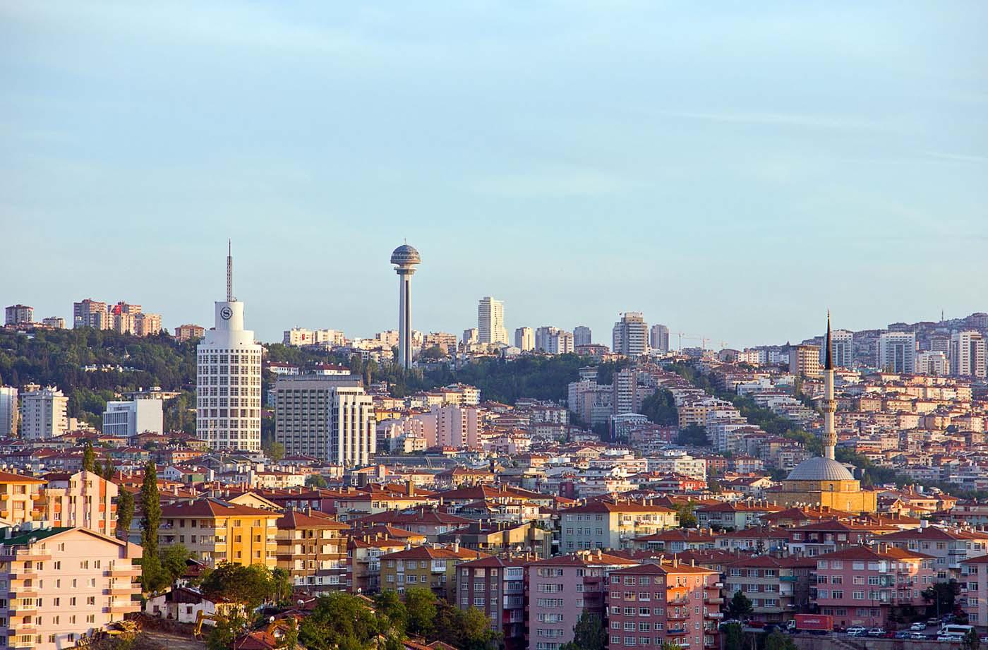 باربری از ایران به ترکیه -آنکارا