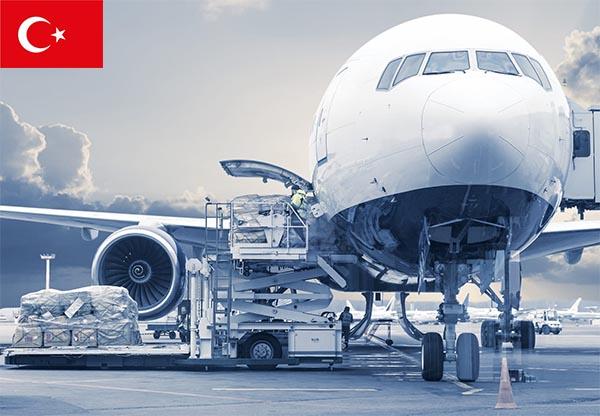 ارسال بار به استانبول به صورت هوایی
