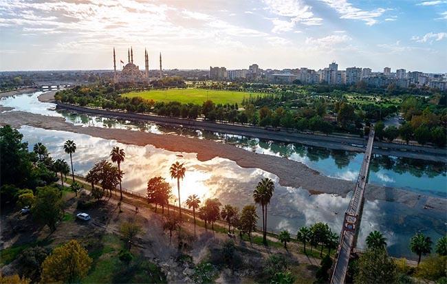 باربری تهران به آدانا