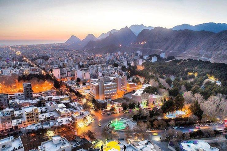 باربری تهران به شاهرود