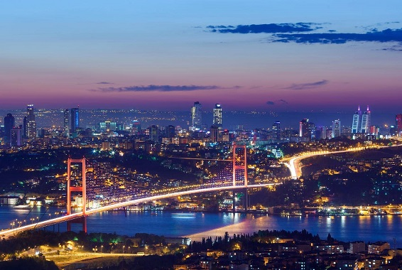 باربری کرج به استانبول