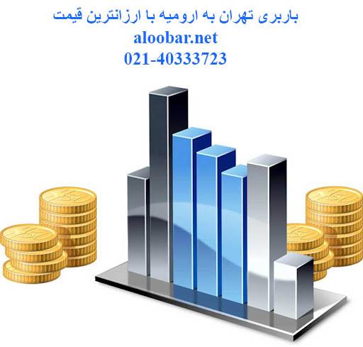 باربری تهران به ارومیه با ارزانترین قیمت