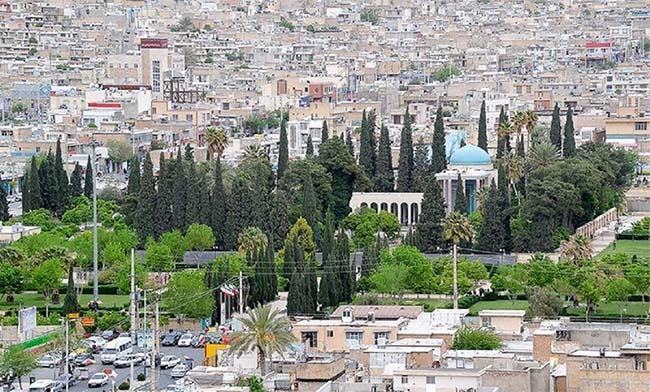 حمل بار با نیسان به شیراز