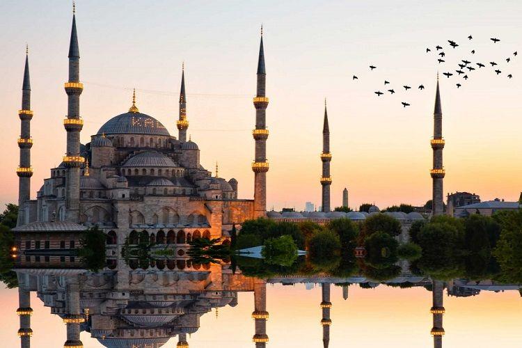باربری اصفهان به استانبول