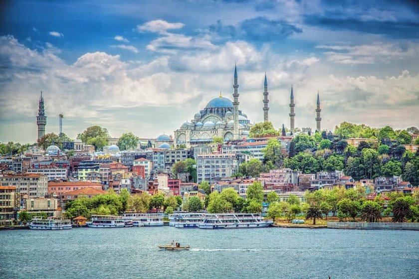 باربری تبریز به استانبول