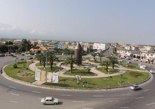 باربری تهران به کردکوی