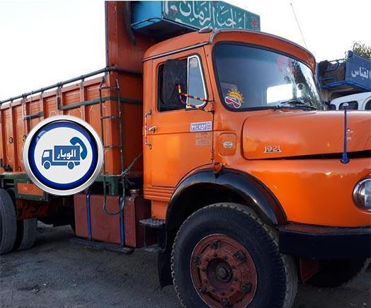 باربری کامیون اردبیل